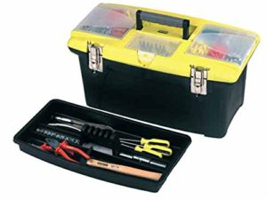 Stanley Zag Tool Box (Without Tools)